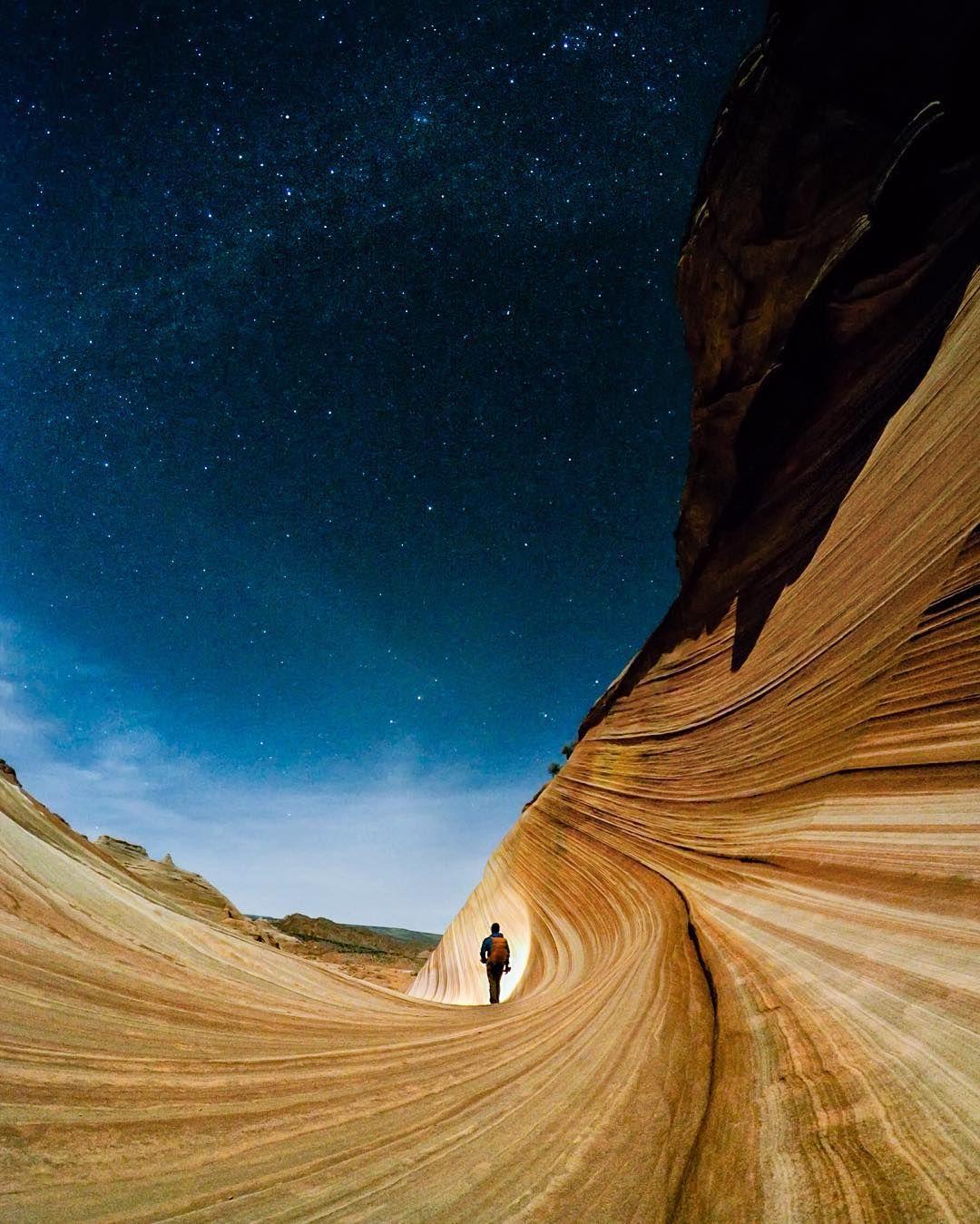 Consulta esta foto de Instagram de @travisburkephotography The wave, Arizona