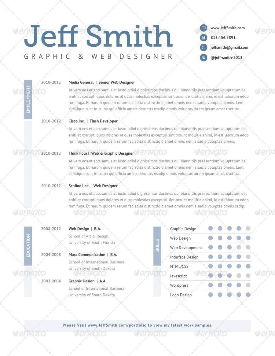 curriculum vitae creativo | RECURSOS 100% | Pinterest | Curriculums ...