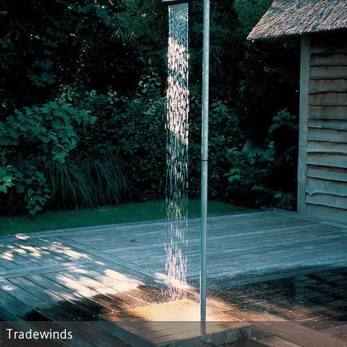 Die schönsten Gartenduschen für heiße Tage | Erfrischung ...