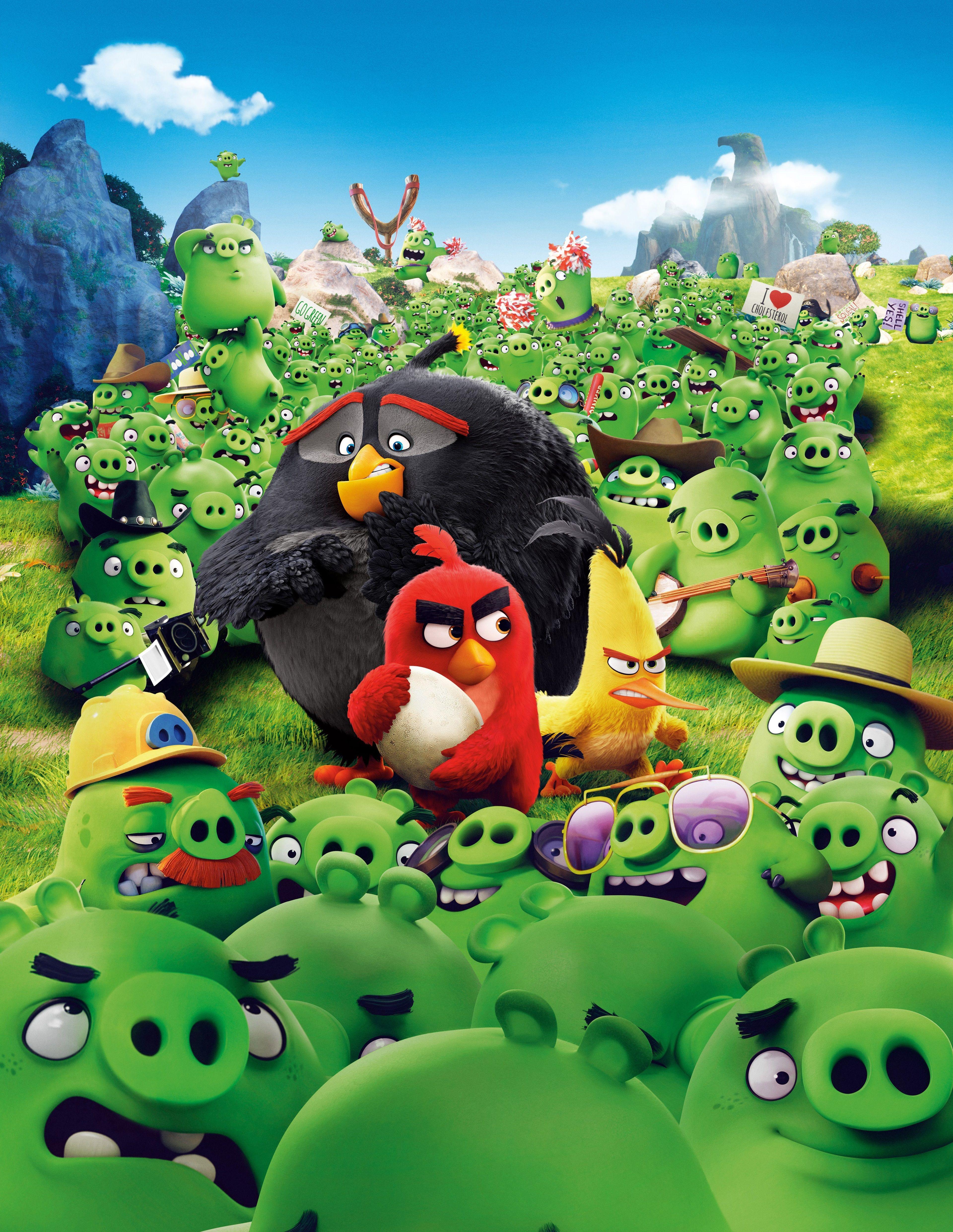 3840x4959 Angry Birds 4k Hd Wallpaper Pic Angry Birds Angry Birds Movie Cartoon Birds