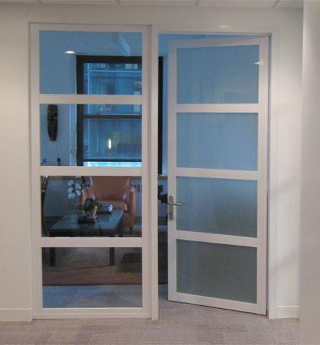 Modern Glass Swing Doors Swings Doors And Office Designs