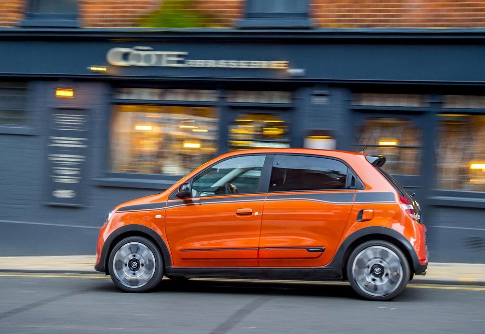 Renault Twingo Gt First Drive Car Latest Cars First Drive