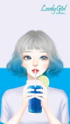 32 Gambar Kartun Korea Rambut Pendek 190 Best Nana Images Lovely Girl Image Art Girl Anime Download Dr Gadis Seni Gadis Kartun Lucu Wallpaper Gadis Cantik