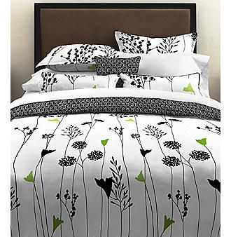 asian bed lily ellis Perry black