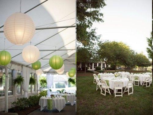 Beautiful Deco Mariage Dans Un Jardin Gallery - Antoniogarcia.info ...
