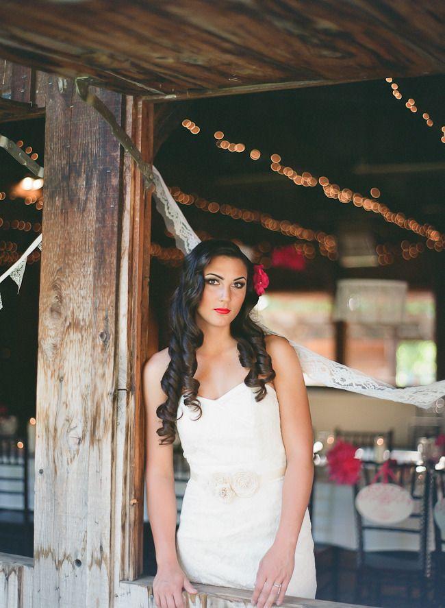 Photography: Lucy Munoz Photography - lucymunozphotography.com  Read More: http://www.stylemepretty.com/california-weddings/oak-glen/2013/10/30/latin-inspired-wedding-shoot-from-lucy-munoz-photography/