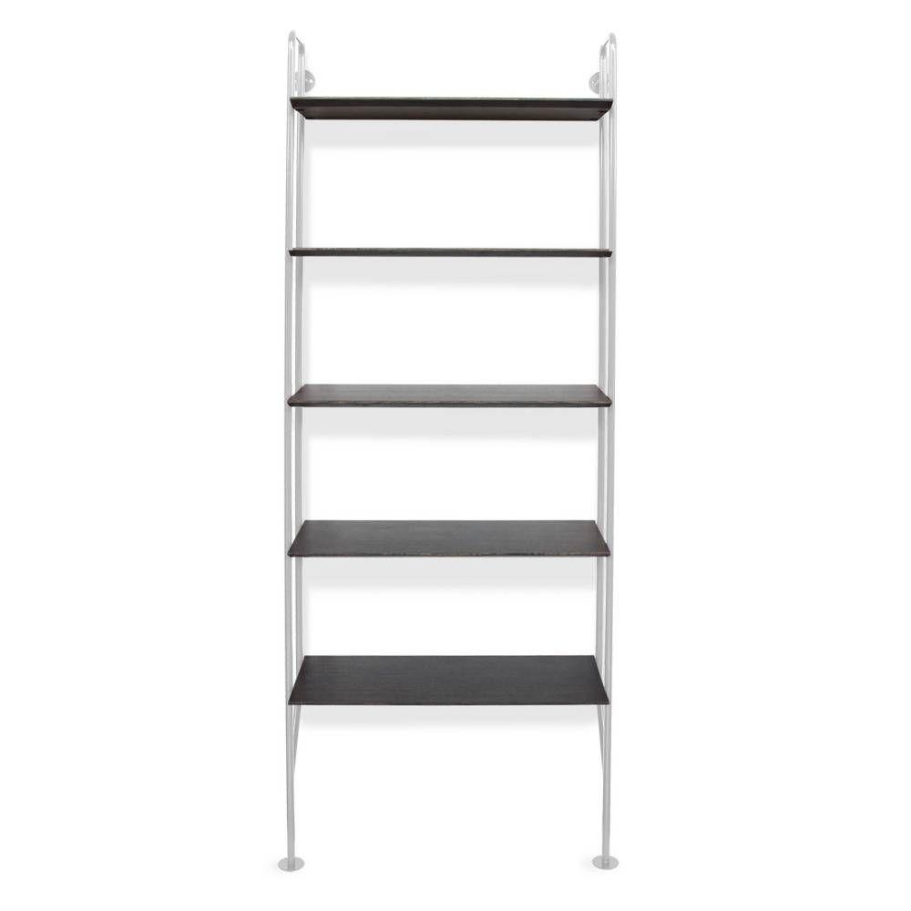 Hitch Bookshelf Starter Kit White W Smoke Shelves Blu Dot