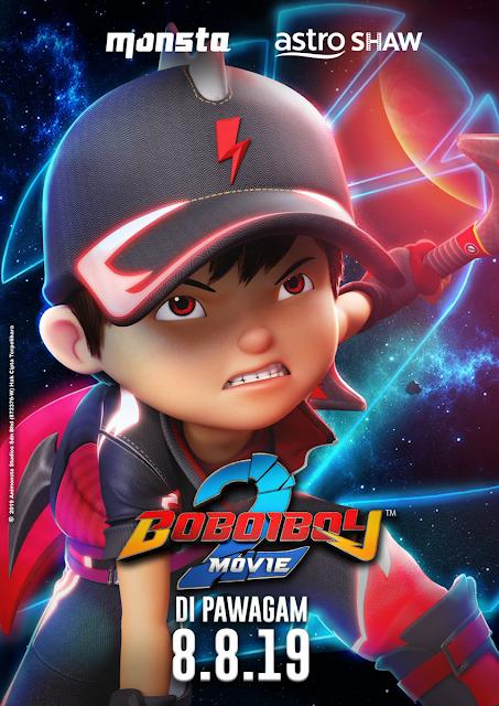 Root Raw On Twitter Boboiboy Galaxy Galaxy Movie Boboiboy Anime