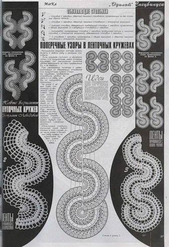 free crochet pattern | Häkeln Kettenmuster - crochet | Pinterest ...