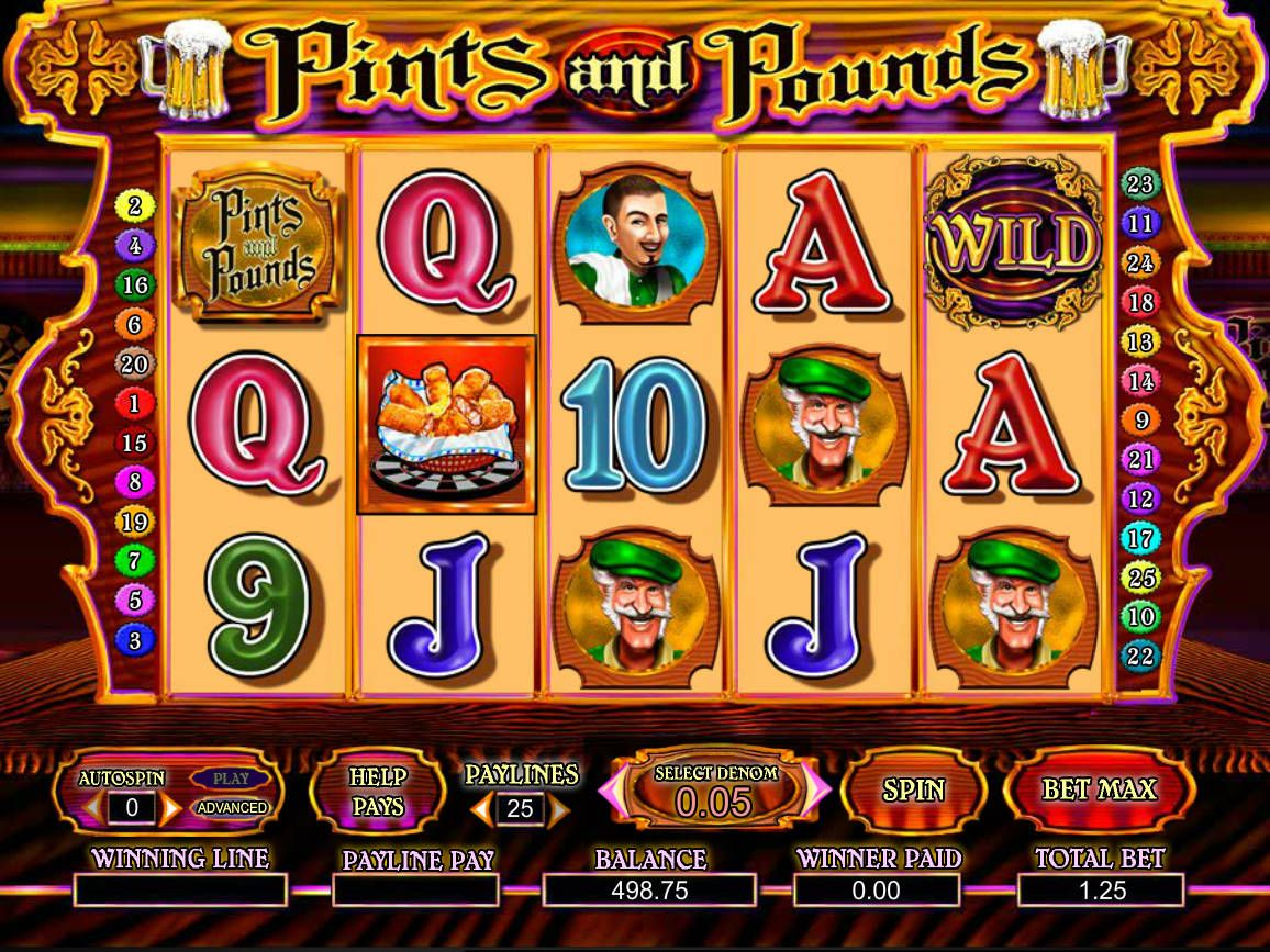 Slotmaschinen Kostenlos Online