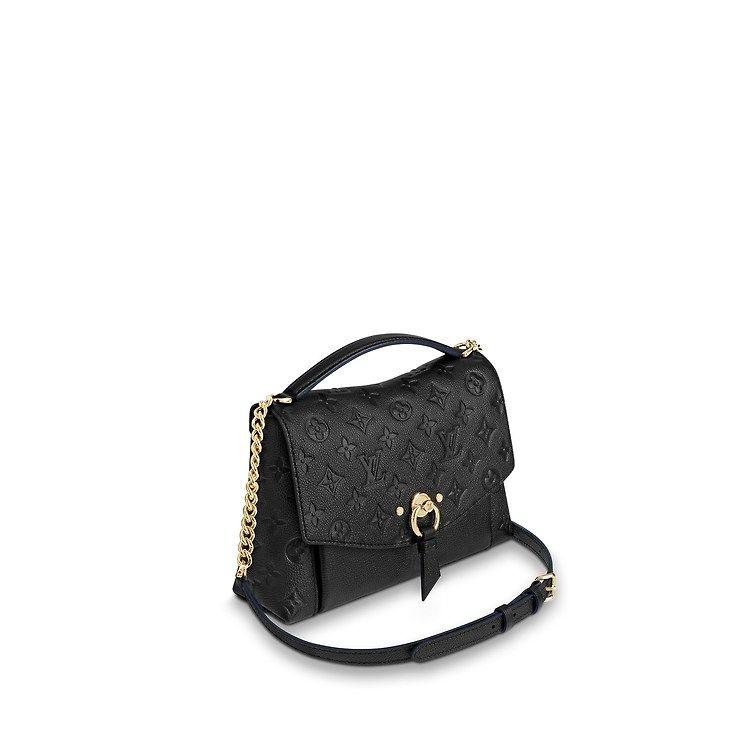 View 2 - Monogram Empreinte Leather HANDBAGS Cross Body Bags Blanche ... 7c28faaf3a334