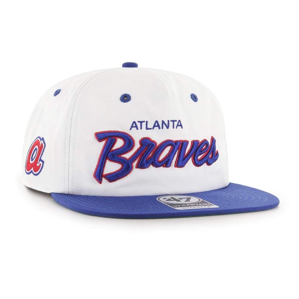 Atlanta Braves Cooperstown Crosstown Tt 47 Captain Rf In 2020 Atlanta Braves Braves Atlanta