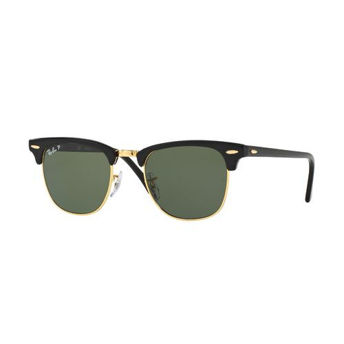 044dd15770 Ray-Ban Clubmaster Sunglasses Black Dark Green - Case Sunglasses at Academy  Sports
