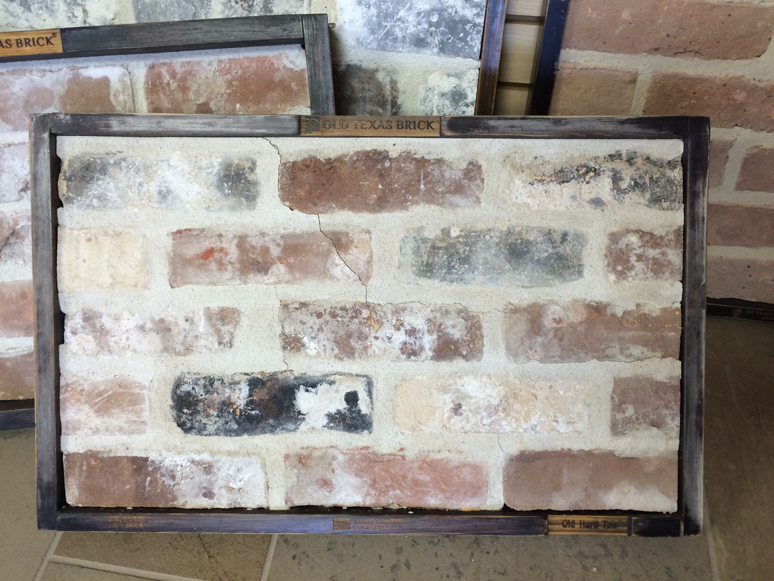 Old Texas Brick Old Hard Tan Brick Amp Stone Colors