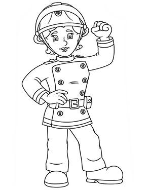 Ausmalbild Feuerwehrmann Sam Ausmalbilder Feuerwehrmann Sam Ausmalbilder Feuerwehrmann Sam