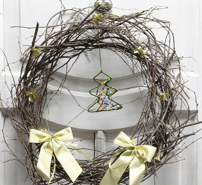 Homemade Christmas tree decorations - 20 easy DIY ornaments ideas