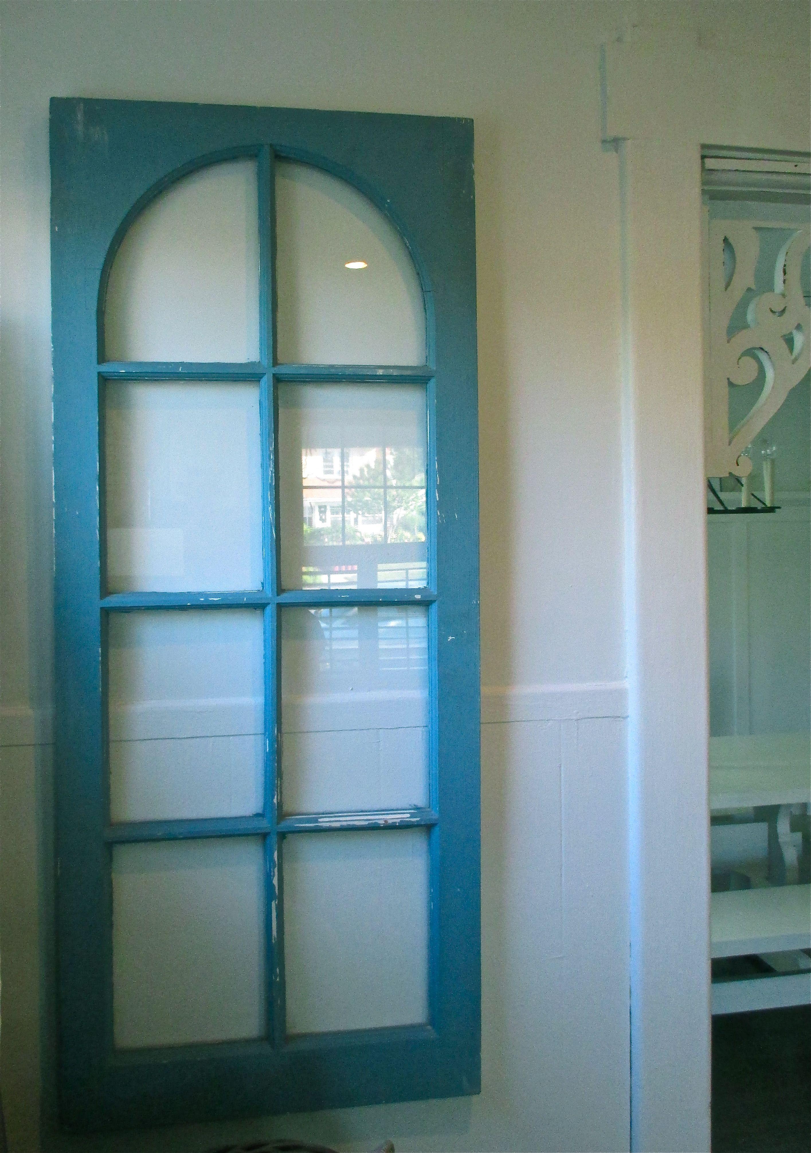 Hallway mirror kmart  one of  free antique windows  I finally got my Beach House