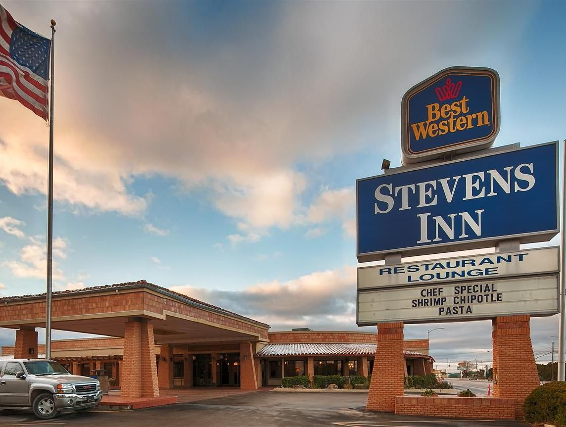 Western Stevens Inn Carlsbad Nm United States