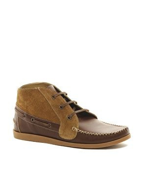 Enlarge ASOS Chukka Boots in Suede and Leather   Menfolk   Pinterest 7d0d49d56a