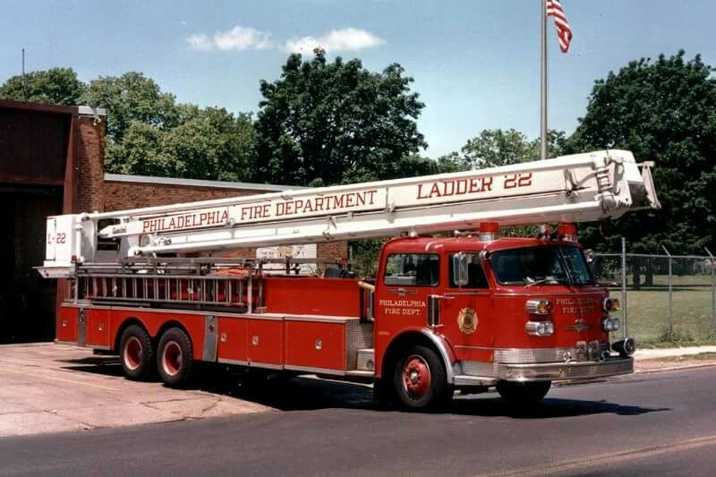 1952 ALFCO American LaFrance New Metal Sign NY Ladder Pipe Elmira