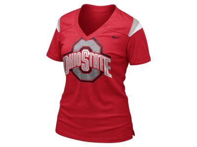 d3b401ff7bab Nike NCAA Womens Football Replica T-Shirt
