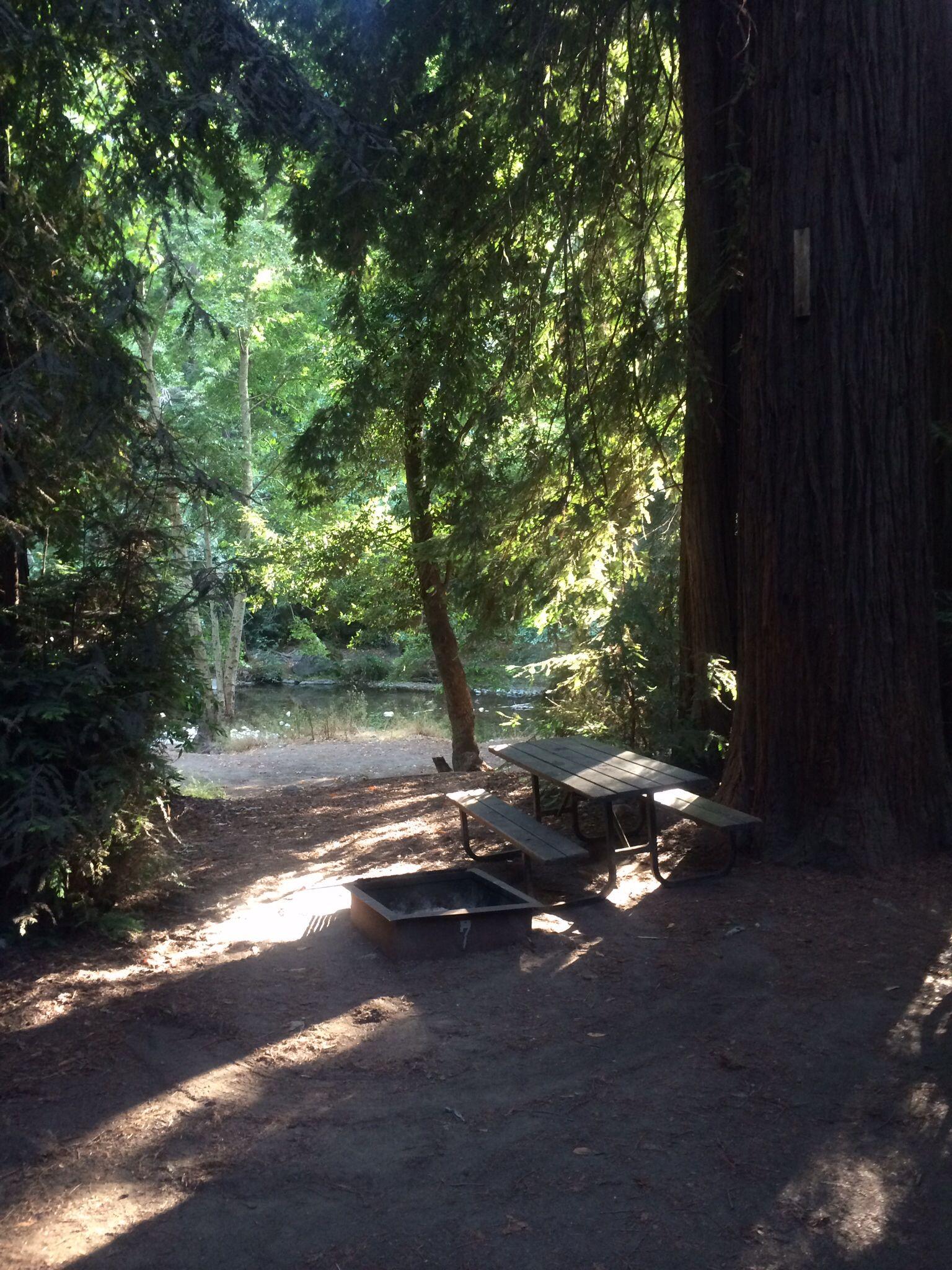 fernwood campground big sur. | road trip in california coast