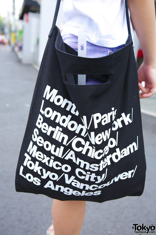 American Arel Tote Bag