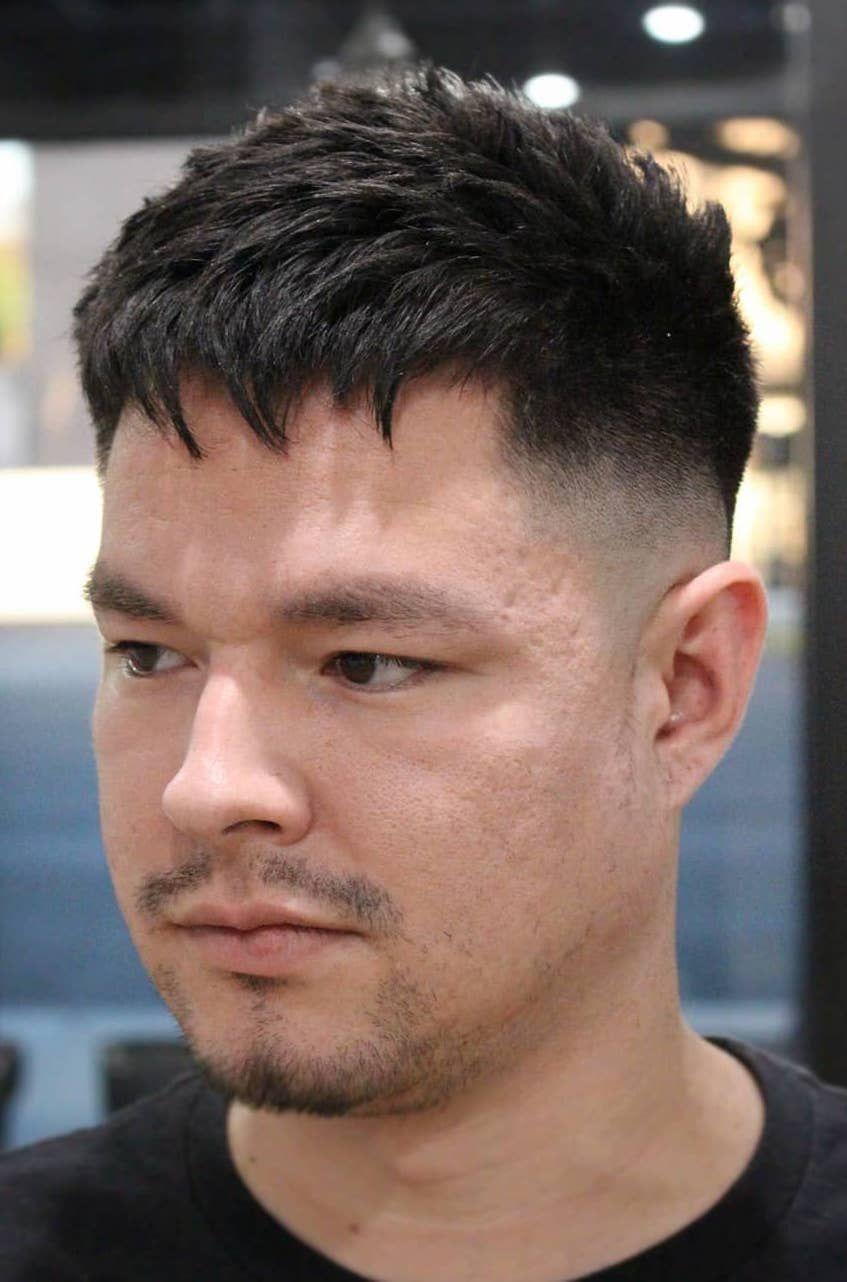 Top 30 Trendy Asian Men Hairstyles 2019 Mens Hairstyles Asian Men Hairstyle Mens Hairstyles Fade