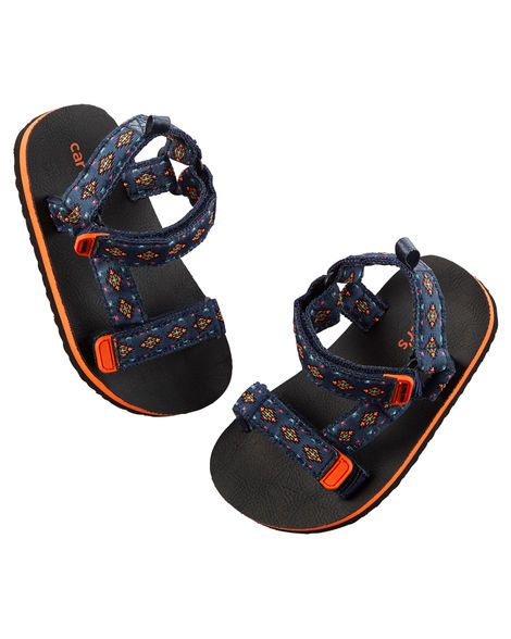 bc06eb0363c7 Baby Boy Carter s Sporty Sandals from OshKosh B gosh. Shop clothing  …