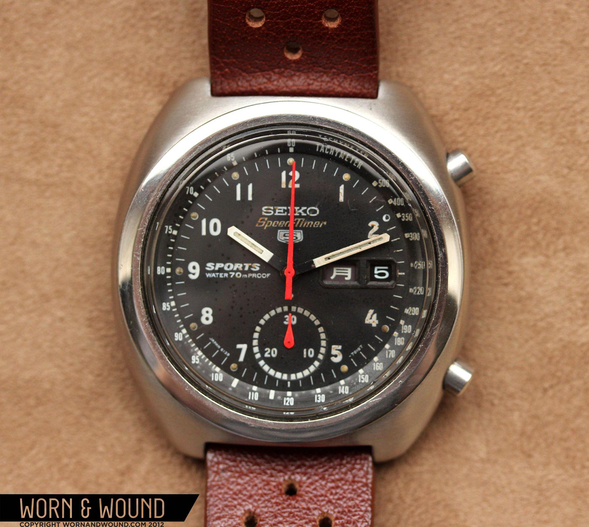 Affordable Vintage 1970 Seiko 6139 7010 Chronograph Vintage Seiko Watches Vintage Watches Seiko