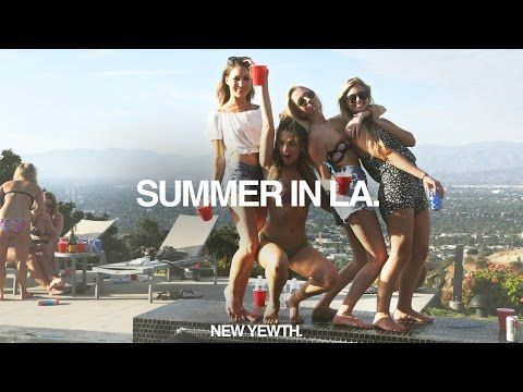 a1920c1bd08e How To Do Summer in Los Angeles (with Crea Tyler   Friends) - YouTube