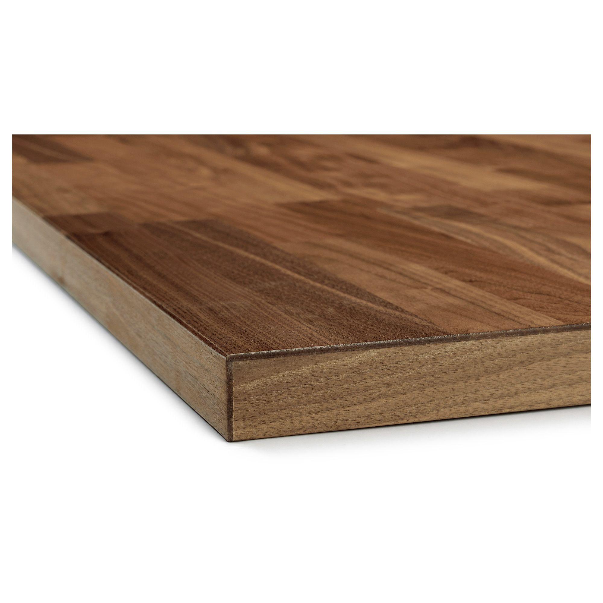 Ikea Karlby Countertop For Kitchen Island Walnut