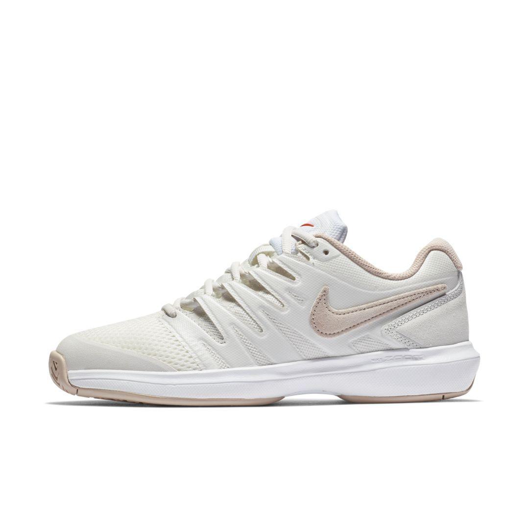 91751d7f5a7b NikeCourt Air Zoom Prestige Women s Hard Court Tennis Shoe Size ...