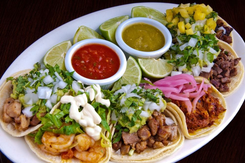 Mexican Food Is The Heart Of San Go Check Out Our Top 5