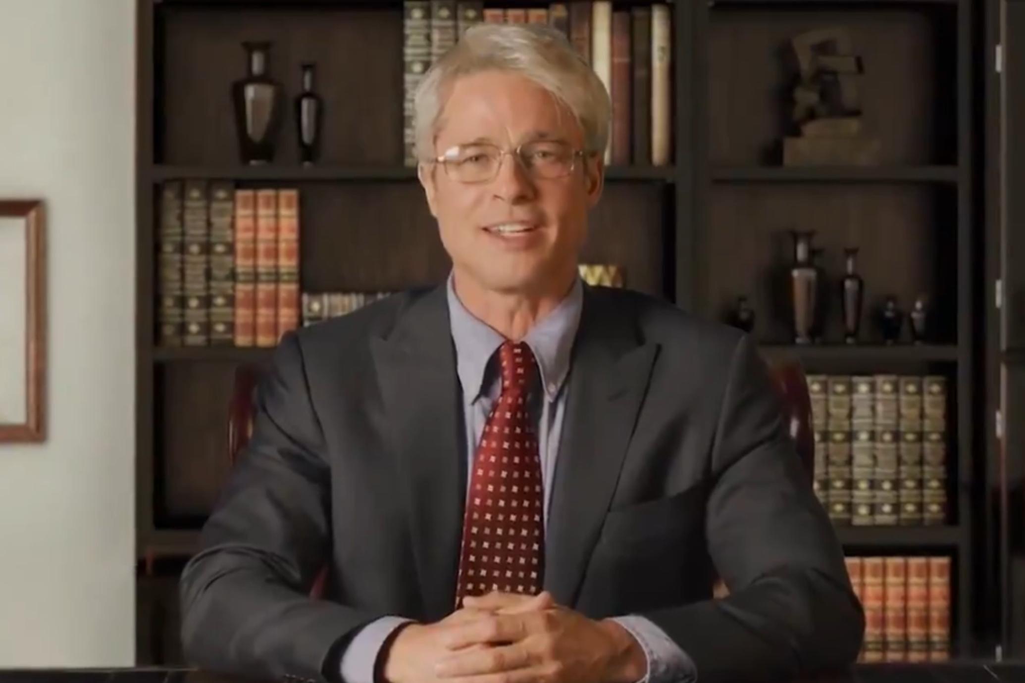 Brad Pitt Suits Up as Dr. Fauci for Saturday Night Live's Cold Open | TV Guide
