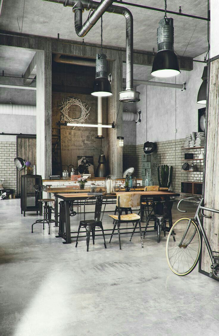 who knew concrete could look so beautiful perfect form and function - Concrete Cafe Interior