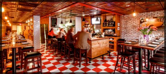 Bar Sugo in Norwalk, CT is a farmtotable restaurant