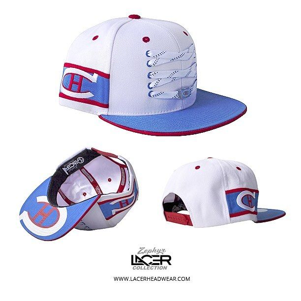 NEW RELEASE // Montreal Canadiens Winter 'Jersey' Snapback // Now Available Online