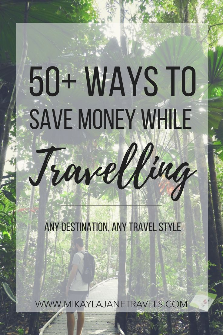 50+ Ways To Save Money While Travelling is part of  - 50 ways to save money while travelling  Budget travel tips for any destination  Save money on food, hotels, flights and transport  Travel hacks that allow you to travel longer, lighter and experience more! The absolute best budget travel tips all in one guide