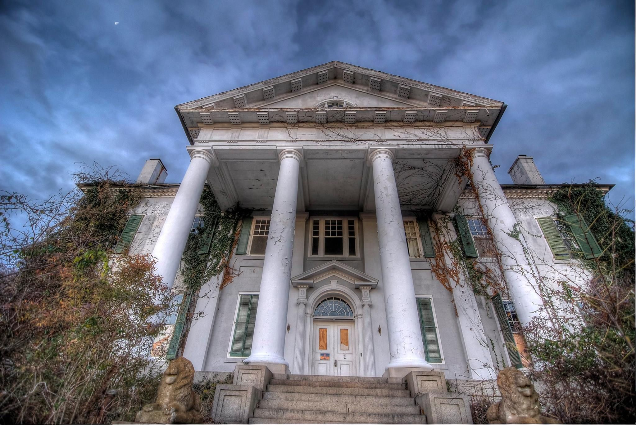 Abandoned Fairfax County School Buildings