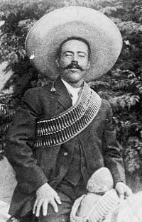 Flag Of The Division Del Norte Pancho Villa