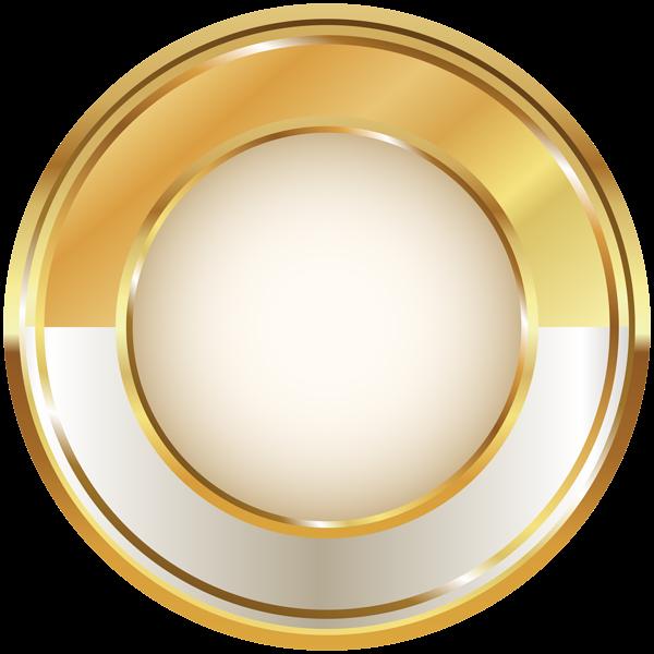Gold Badge Png Transparent Image Round Logo Design Gold Picture Frames Gold Wallpaper Phone