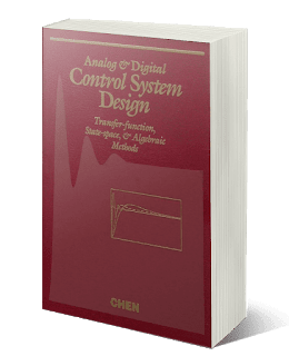 Analog And Digital Control System Design Electrical Engineering Electronics Control System Digital Physics Books