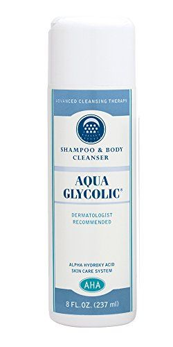 Aqua Glycolic Now Mederma Ag Shampoo Body Cleanser Check Out This Great Product It Is Amazon Affiliate Link Body Cleanser Dry Skin Therapy Ag Shampoo