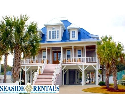 Merveilleux Treasure This   Myrtle Beach Vacation Rental Home | Dream Homes | Pinterest  | Myrtle Beach Vacation Rentals, Myrtle Beach Vacation And Vacation