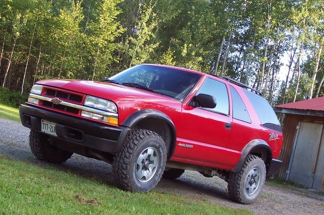 Picture Of 2003 Chevrolet Blazer 2 Dr Ls Zr2 Suv Exterior