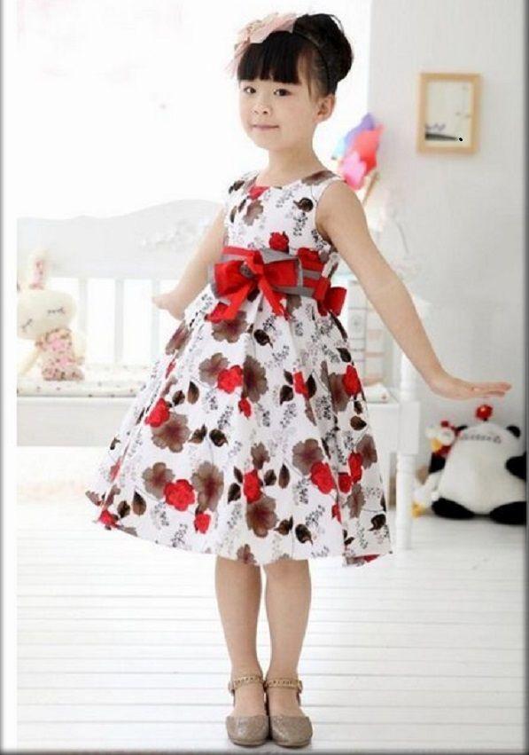 Vestidos Para Niña Elegantes Elegantes Vestido De Niñas