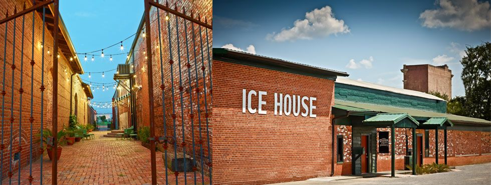 Ice House venue in Dublin, GA | With This Ring | Ice ...