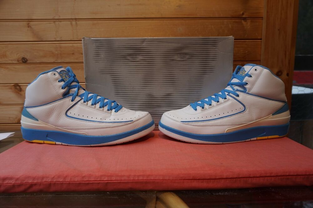 new style edf79 1128a (eBay Sponsored) 2004 Nike Air Jordan 2 Retro