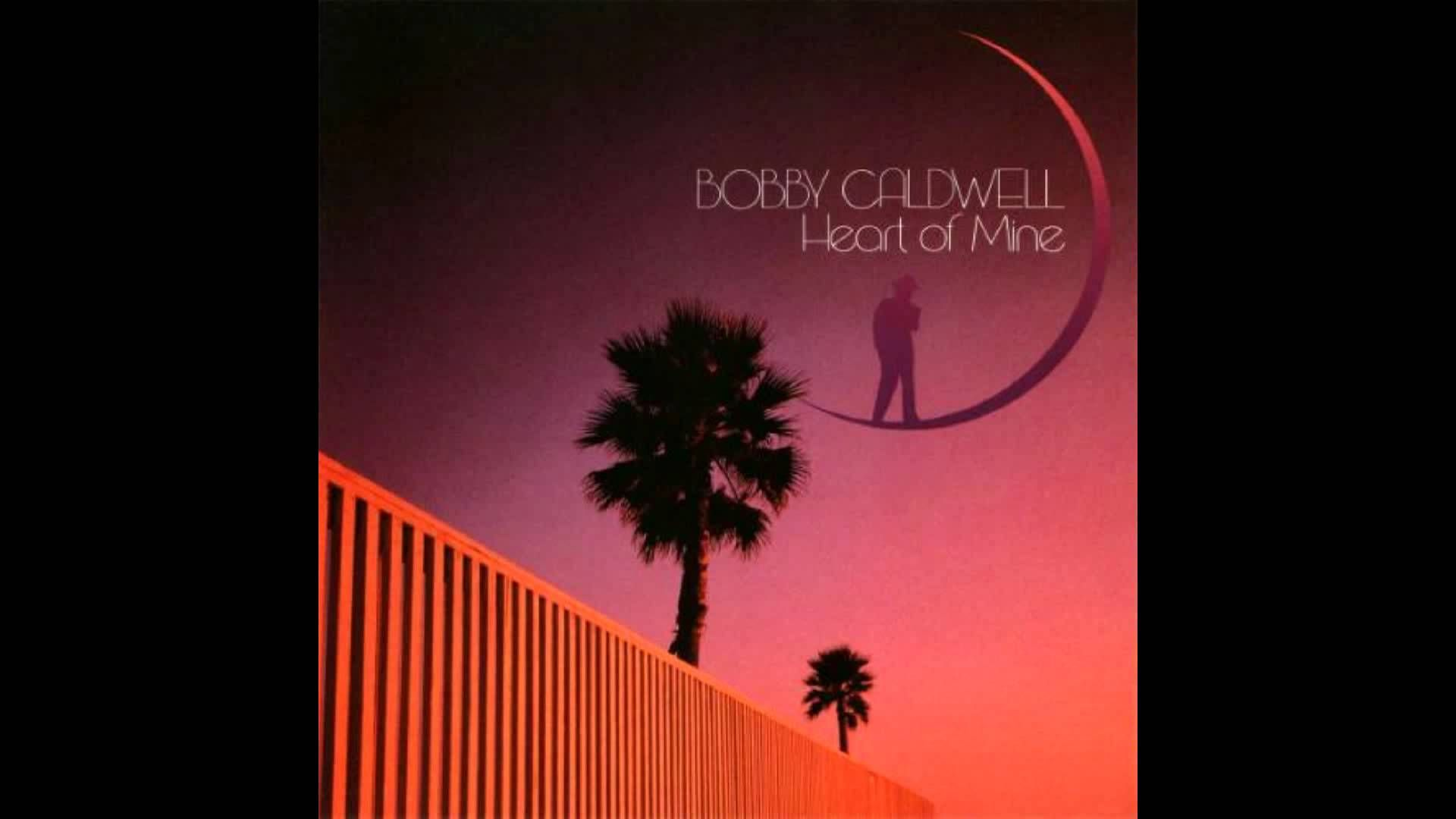 Bobby Caldwell All Or Nothing At All Bobby Pop Illustration Caldwell